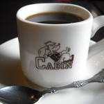 珈琲艇キャビン - ブレンドコーヒー