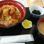 海鮮丼ぶり 海幸 - 料理写真: