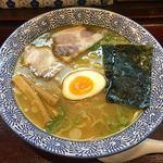つけ麵 赤とんぼ - 「煮干醤油ラーメン」780円