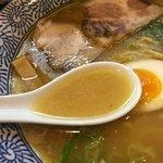 つけ麵 赤とんぼ - スープ