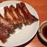 老麺 田ぶち - 餃子