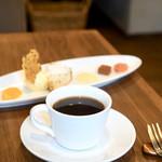 Restaurant 日水土 - ウガンダ産の自然栽培のコーヒー
