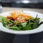 アブラッチョ - ランチセットサラダ