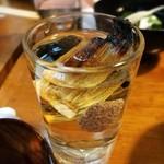 八幡屋 - ひれ酒