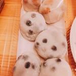 81353777 - まめ餅 & 福豆餅 いっぱい (^_^;)笑笑