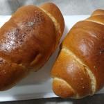 石窯パンの家 グラティエ - 塩パン