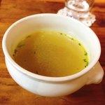 シェ・アルモニ - ランチスープ