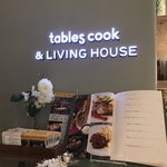 tables cook&LIVING HOUSE -