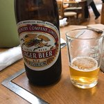 橋本食堂 - そしてビールも必須!