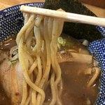 81356144 - 2018.1.31  特製つけ麺〜よく絡みます(o^^o)