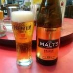 万里 - 犯罪級に旨い昼下がりのビール