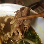 81357499 - 薄切り牛肉がナイス〜(^.ー^)ノ