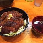 81357723 - ステーキ丼(850円)