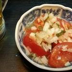さんきち - トマトマリネ