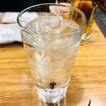 串揚げ 居酒屋 ふさお - 焼酎ラインナップが豊富!