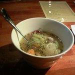 ブレナンズ・アイリッシュバー - 野菜スープ ママ特製!