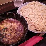 小麦屋満月 - カレーつけ麺