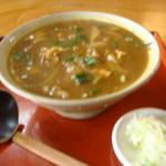 滝そば - 料理写真:料理