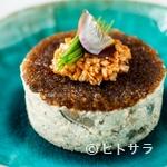 CINA New Modern Chinese - CINA風ピータン豆腐