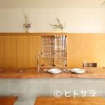 リストランテ ボルゴ・コニシ - 洒落た空間をプライベート感覚で利用できるのが魅力