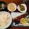 幸助 - 料理写真:焼き魚定食(サバ)