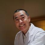 神楽坂 石かわ - 志村けんさんも来てくれました