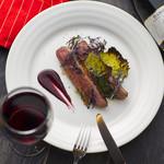 カレンダー - フランス産 鴨胸肉のソテー