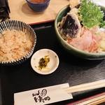 81366795 - 定食は200円増しで平日は100円引き