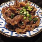 焼肉家 KAZU 神楽坂 - 韓定食の焼肉