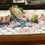 sushinoguchi - お造り