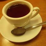 ローストチキンハウス - 食後のコーヒー