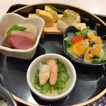 北新地 銀杏 - 特製お弁当
