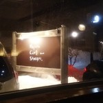 Rojiura Curry SAMURAI. - 店外看板