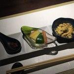 RYU - 前菜