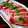 浦江亭 - 料理写真:黒毛和牛トロけるハラミ 黒毛和牛ならではの深みのある旨さ。良心的値段とあいまって、この店の一番人気。