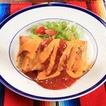 メキシカンステーキ BAR REON - チミチャンガ