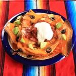 メキシカンステーキ BAR REON - チリミートナチョス