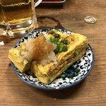 大衆酒場 よっちゃん - 玉子焼き 150円