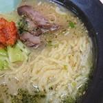 修ちゃんラーメン - 自家製麺