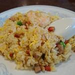中国料理 慶福楼 - 半チャーハン