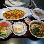 81373366 - 麻婆豆腐定食、950円
