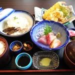 創作ダイニング eN - 鯛素麺御膳 梅 2000円