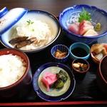 創作ダイニング eN - 鯛素麺御膳 竹 1480円