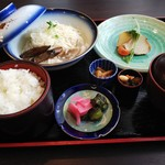 創作ダイニング eN - 鯛素麺御膳 松 880円
