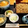 手打ち蕎麦 い志い - 料理写真:かつ丼セット ¥1360 (税込)