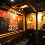 西安刀削麺酒楼 - 中国から直接買い付けたインテリア♪