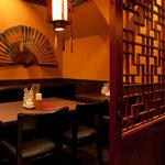西安刀削麺酒楼 - 各種個室を御用意♪お気軽に御相談ください。