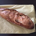 マツパン - フランスパン(バタール?)