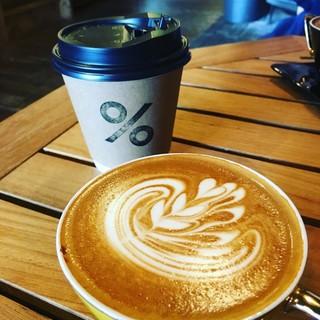 ~【箱根】当店のみで味わえる「アラビカコーヒー」を~