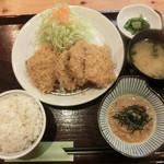 とんかつ処倉敷浜田屋 - 料理写真: